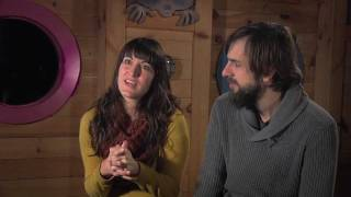 Interview with Jonathan and Melissa Helser