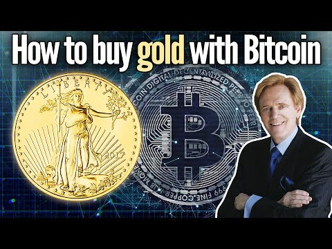 How To Buy Gold With Bitcoin - Mike Maloney