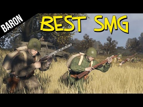 Heroes and Generals and Gameplay - BEST Sub Machine Gun, Russian PPSh-41