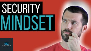 Think like a Cybersecurity Pro (It's more than just skills)