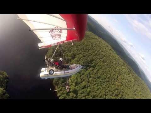 Polaris Motor a FIB ( Flying Inflatable Boat ) in  Québec