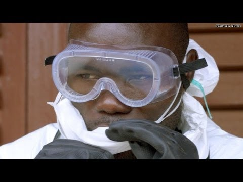 Ebola epidemic is 'out of control'