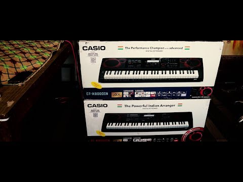 Casio Ctx-9000in Vs Casio Ctx-8000in