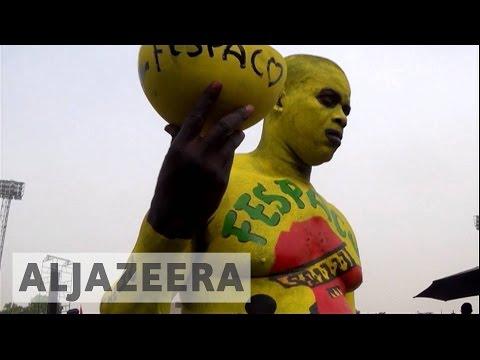 Africa's biggest film festival kicks off in Burkina Faso