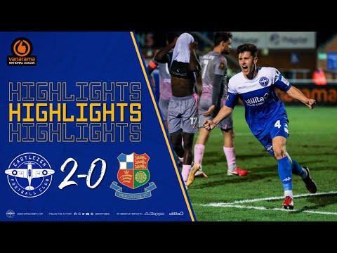 Eastleigh Wealdstone Goals And Highlights
