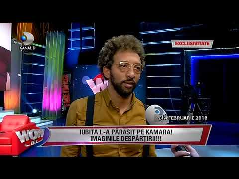 WOWBIZ (20.02.2018) - Kamara, parasit de iubita! Partea III