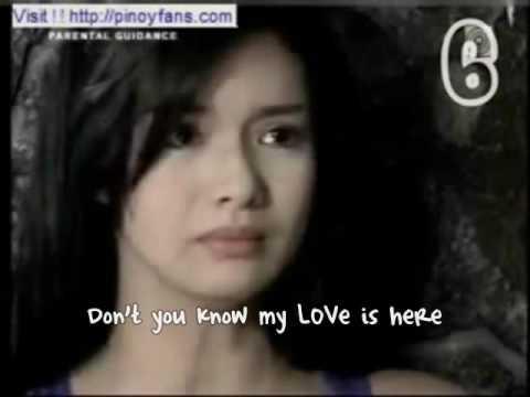 Jojo & Nene -My  Love is Here (With lyrics)