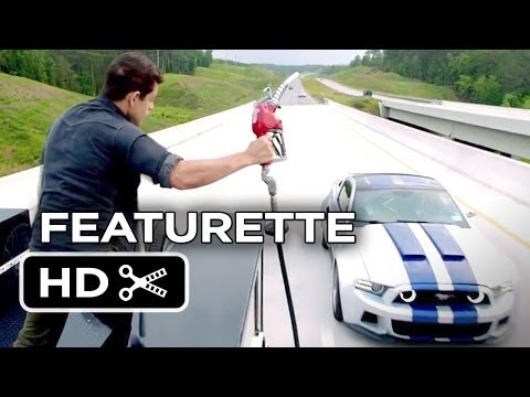 Need For Speed Featurette - The Guys - (2014) - Aaron Paul Racing Movie HD