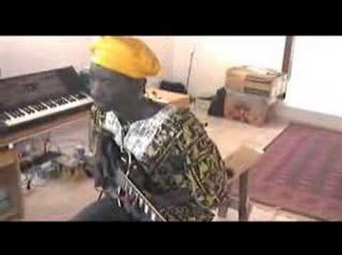 The Suns Recording Local Gambia Artist Part 2
