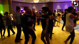 Houston Salsa Congress 2016 | Social Dance and Concert Compilation