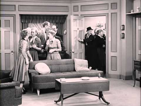 Elegant Flower Parry   I Love Lucy   Ssn 5   Ep 6    Part 26