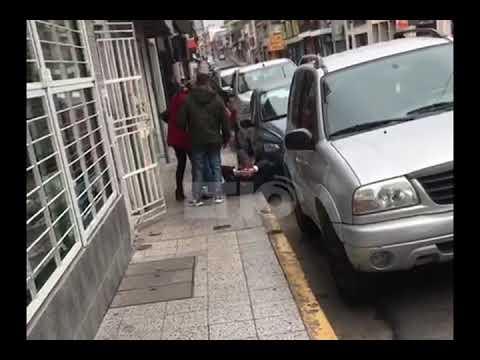 Golpearon al intendente de Paraná