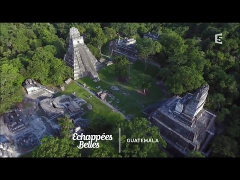 Guatemala, en terre maya - Échappées belles