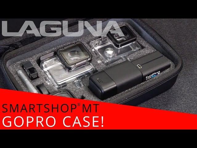 Custom GoPro Case with SmartShop MT | Laguna Tools