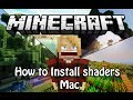 Minecraft: How to Install GLSL Shaders mod 1.6.4 - 1.7.2