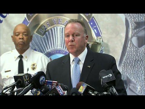 Gunman Wanted in Maryland, Delaware Shootings
