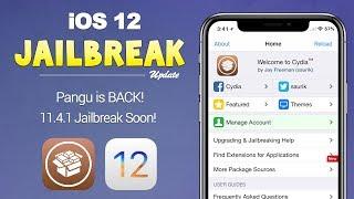 iOS 12 Jailbreak: Pangu is BACK! New Exploits, iOS 11.4.1 Jailbreak Soon? | JBU 66