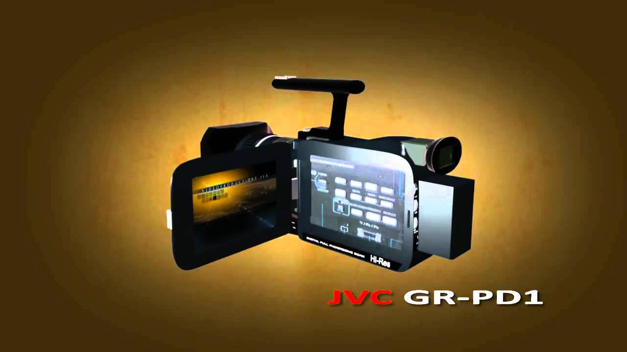 JVC GR-PD1 DRIVER DOWNLOAD (2019)