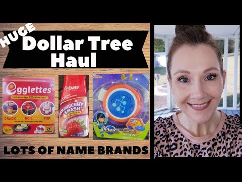 Huge Dollar Tree Haul❤Oct. 10, 2019