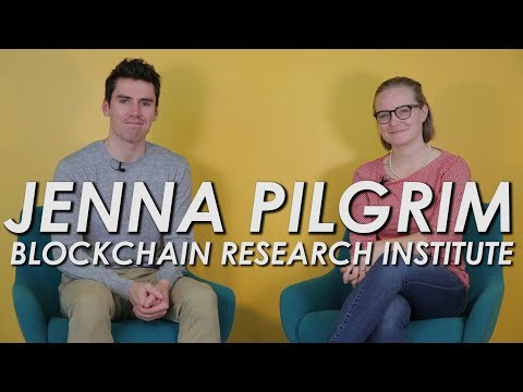 A sit down with Jenna Pilgrim from Blockchain Research Institute | Coinsquare