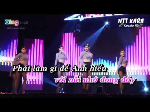 [Karaoke] Lắng Nghe Tim Em - Đông Nhi (beat phối)