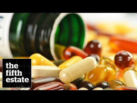 Vitamins and Supplements: Magic Pills - the fifth estate