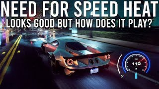 Need for Speed Heat looks good but is it fun?