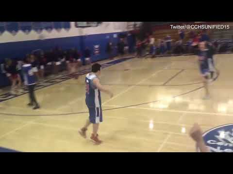Brother Wease - Video: Student With Down Syndrome Nails Half-Court Buzzer Beater
