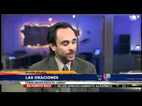 Prof. Gabriel Paizy - En Buen Español - Las oracio...