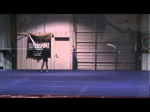 Level 4 and 5 cheerleading passes