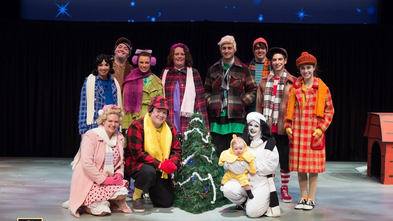 A Charlie Brown Christmas Live On Stage.The Warner Theatre Presents A Charlie Brown Christmas 2016