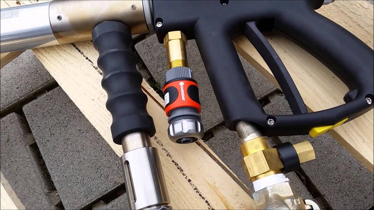 Karcher Gs Strahlpistole Sandstrahlpistole Sandstrahlgerat