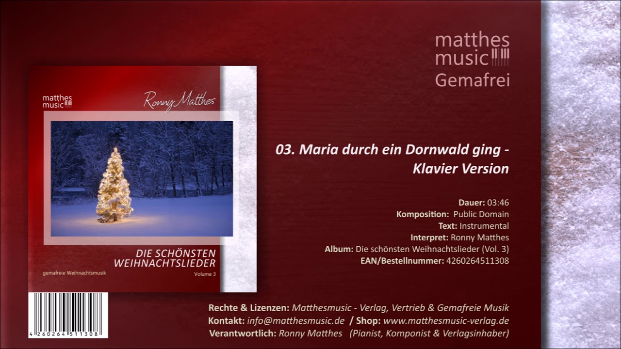 Weihnachtslieder Cd.Cd Die Schönsten Weihnachtslieder Vol 3 Gemafreie Instrumentale Weihnachtsmusik