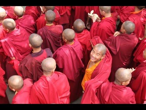 45 Min Meditation | Tibetan Monks Chanting, Mantras, Singing Bowls