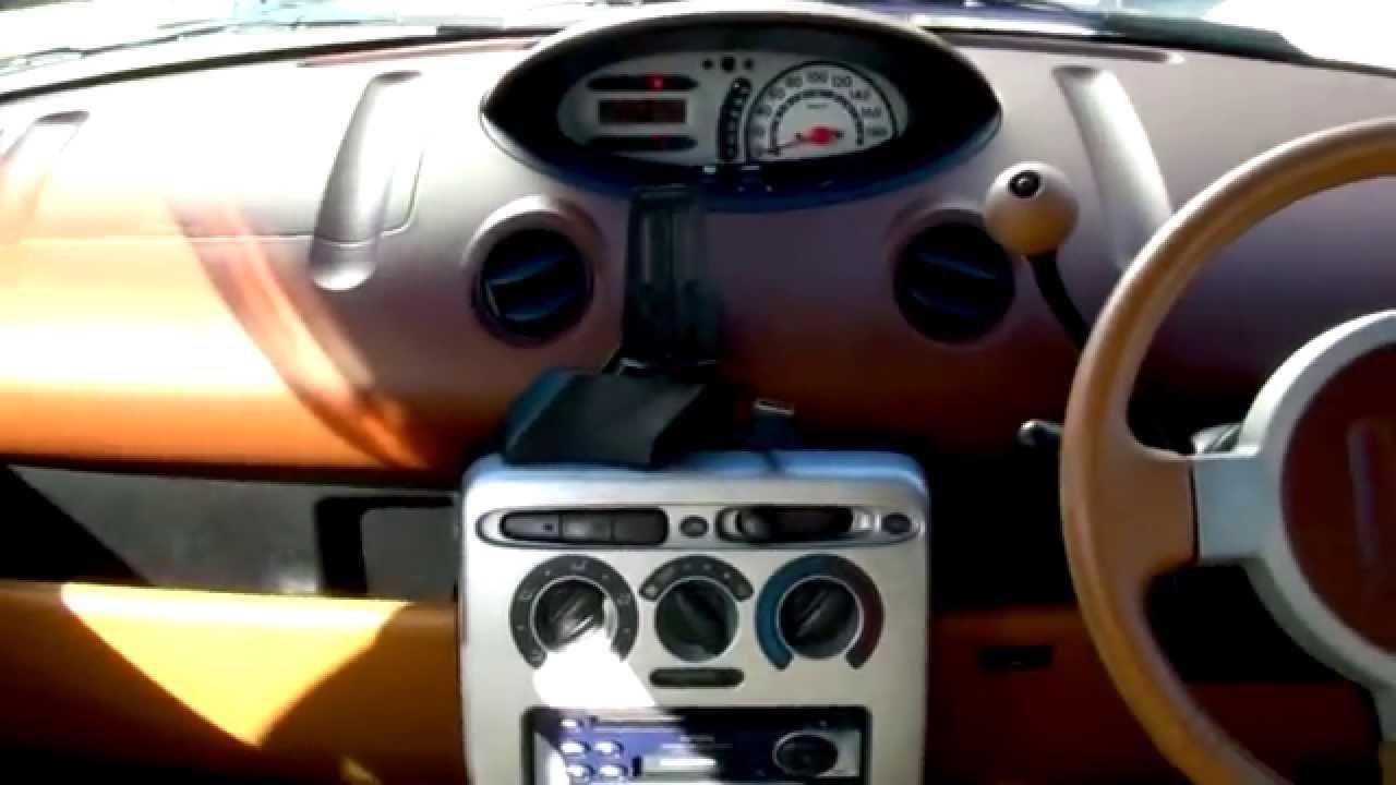 TOYOTA WiLL Vi 2000, 1.3L, AUTO, 70KM - YouTube