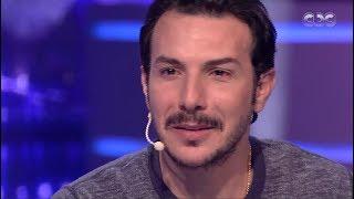الليلة دي   باسل خياط ينهار من البكاء مع اروي .. تعرف علي السبب ؟