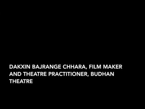 Poor Theatres - Budhan Theatre interview trailer