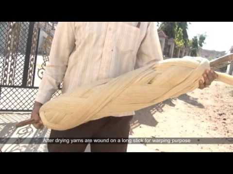 Bhujodi Weaving Bhuj Youtube