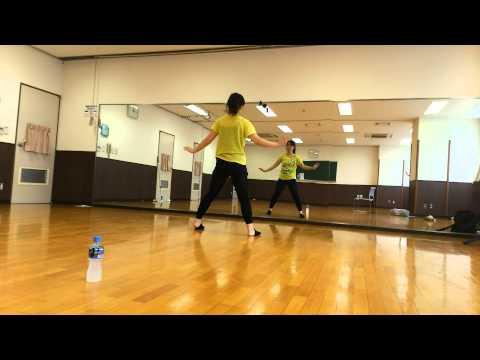 R.Y.U.S.E.I. ダンス③サビ~ランニングマン
