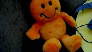 Halloween Pumpkin Toy
