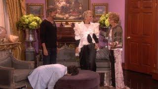 Ellen's Soap Opera with Stephen Nichols & Jeanne Cooper