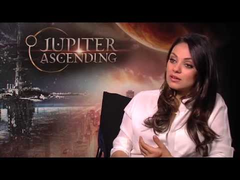 Mila Kunis Jupiter Ascending Interview