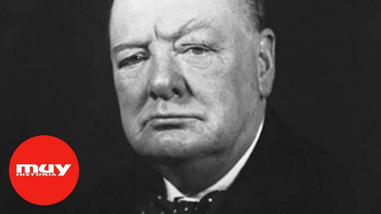 "Winston Churchill, ""el bulldog británico"""