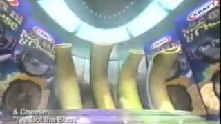 Kraft Mac and Cheese Commercial - Cheesy Slide (2000-2001)