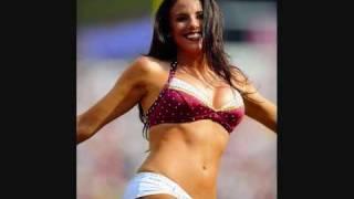Washington Redskins Cheerleader Abby Dymond