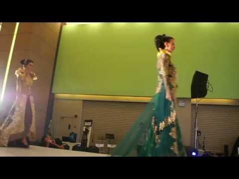 KL Wedding Expo 2011- Fashion Show by Jakarta's designer Ayok Dwipancara