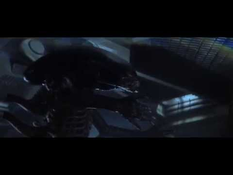 Alien: Uncut - Lambert and Parkers Deaths Extended