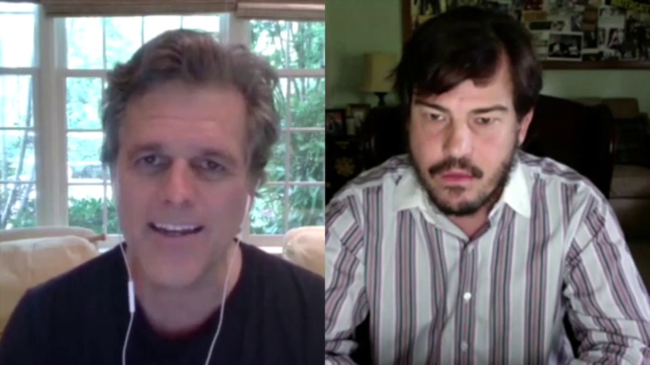 Quinn Interviews Timothy Shriver