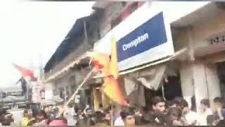 #bajrangdal #jhansi #shivratri #baraat #harharmahadev