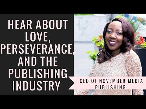 Hear From This Woman Who Quit Her Job to Start a Publishing